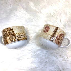 Pier 1 Paris Espresso Cups